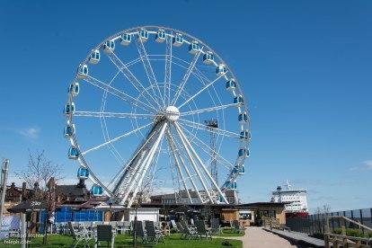 Riesenrad in Helsinki